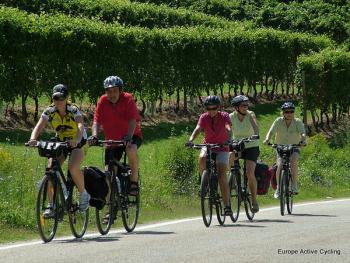 Cycling tasty Piedmont